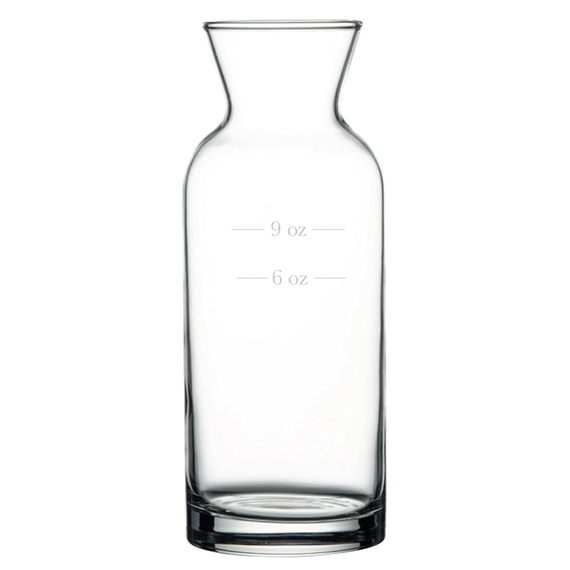 Villiage Carafe - Lined