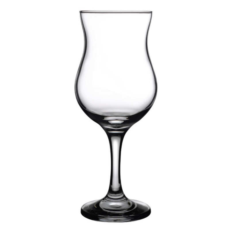 Capri Poco Grande Hurricane Glass