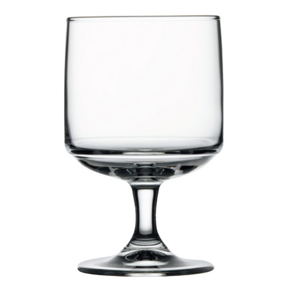 Tower Goblet Glass