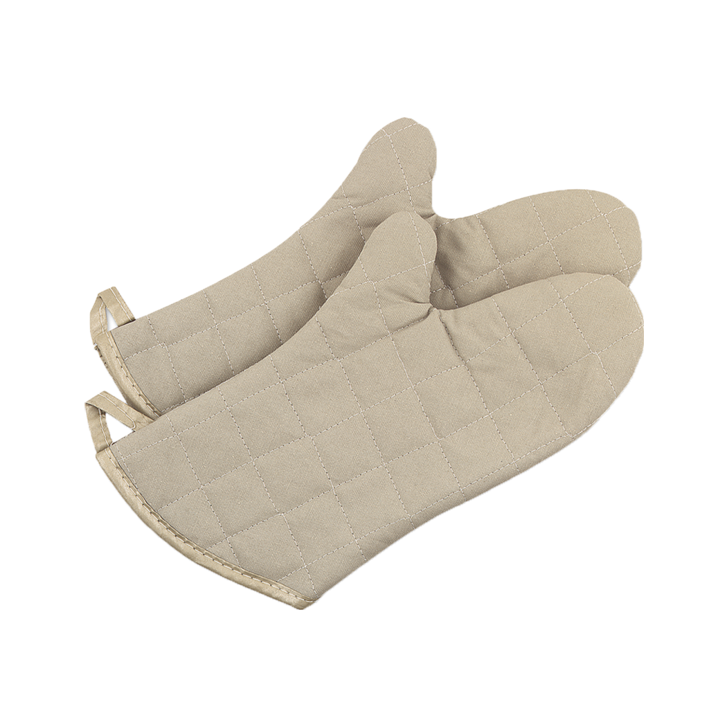 Flame Retardant  Oven Mitts