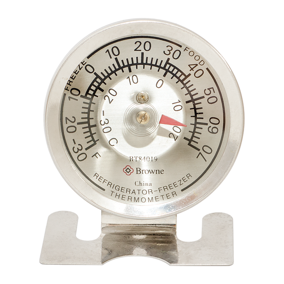 Refrigerator and Freezer Thermometer