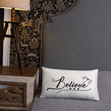 Believe Premium Pillow - The Be Line Products