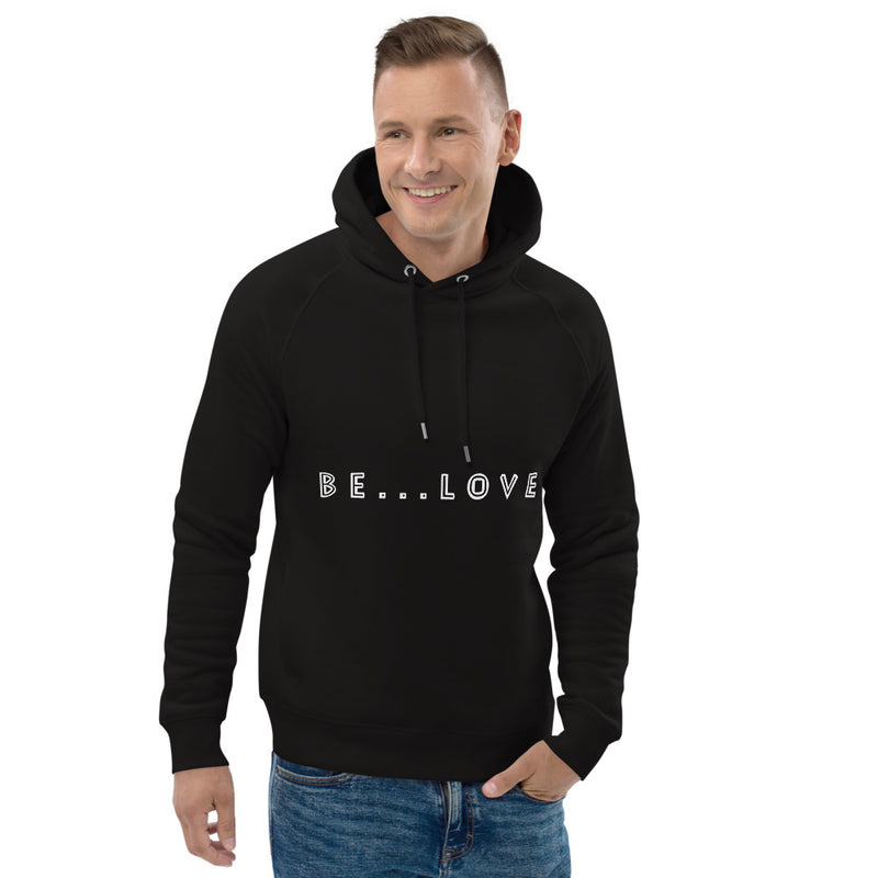 Be...Love Pullover Hoodie - The Be Line Products
