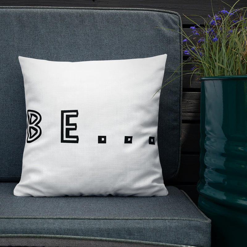 Be... Premium Pillow - The Be Line Products
