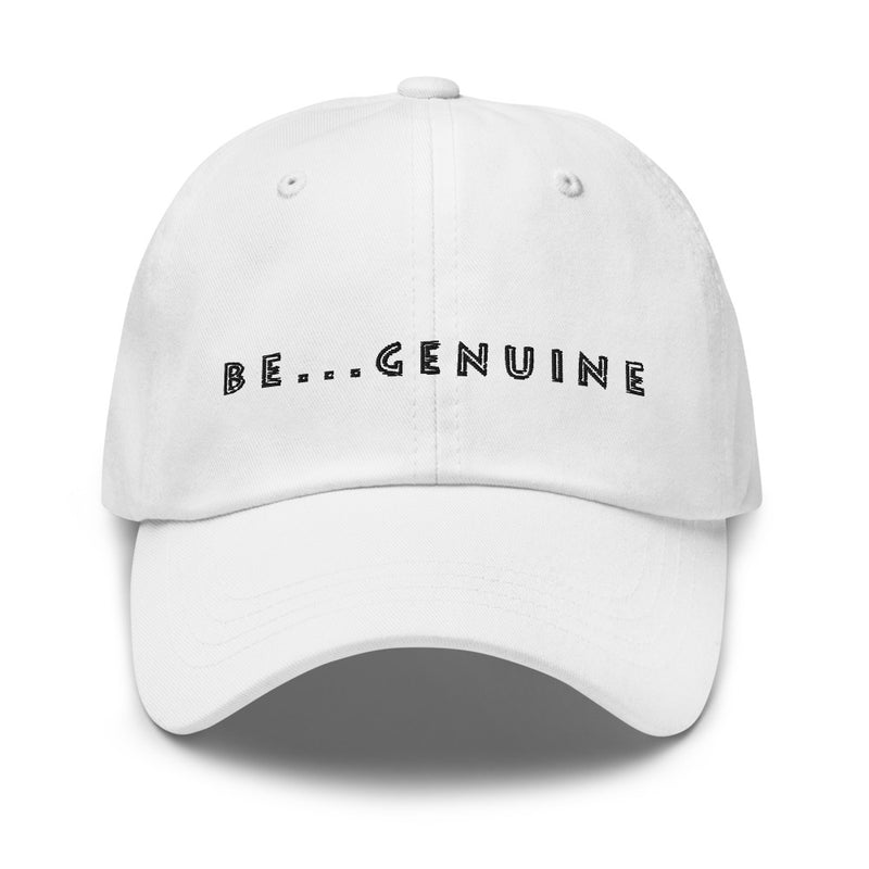 Be...Genuine Baseball Cap - The Be Line Products