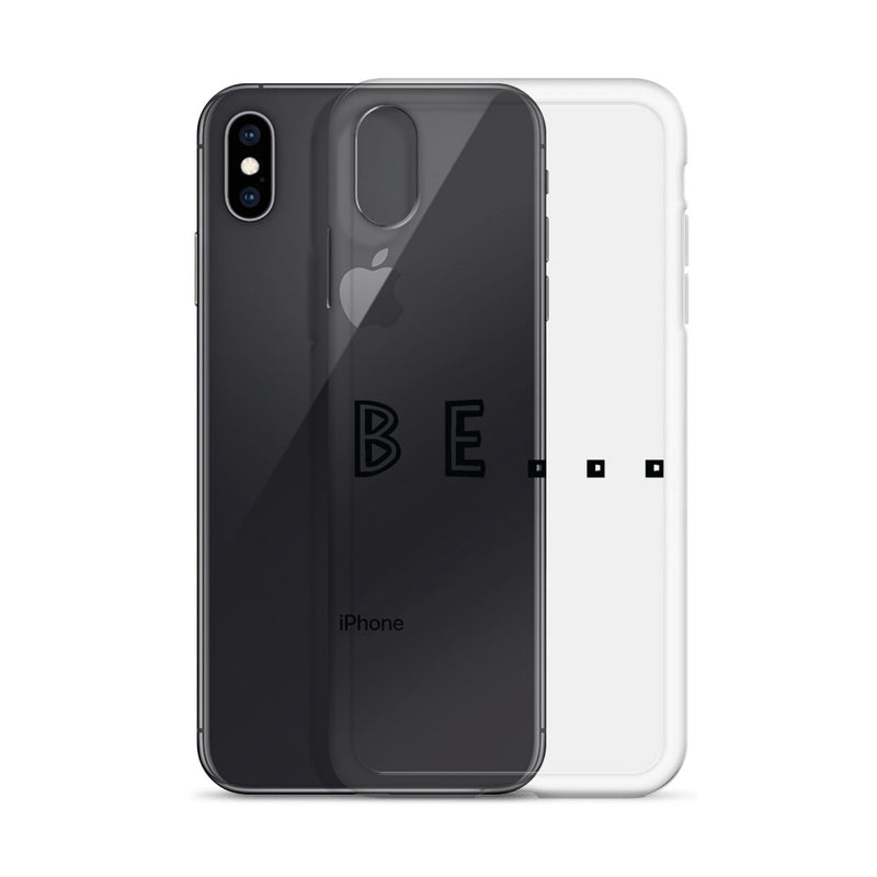 Be... iPhone Case - The Be Line Products