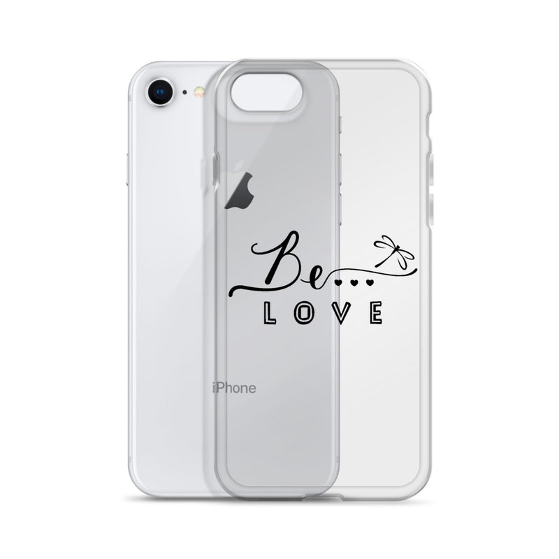 Be...Love iPhone Case - The Be Line Products