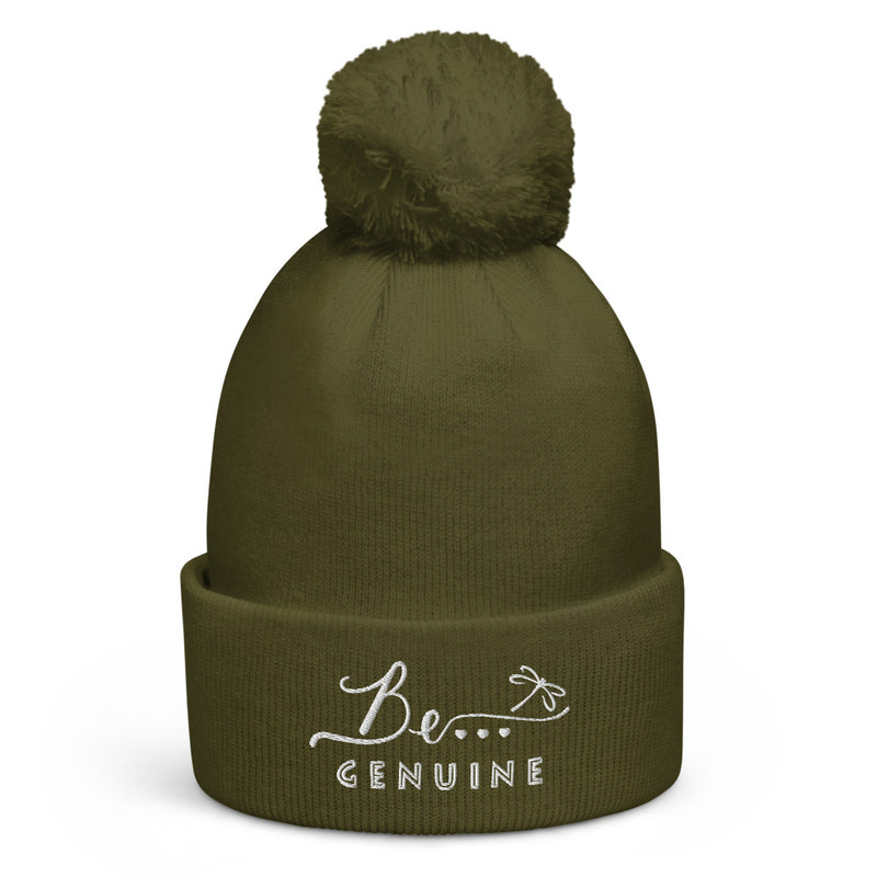 Be...Genuine Knit Beanie - The Be Line Products