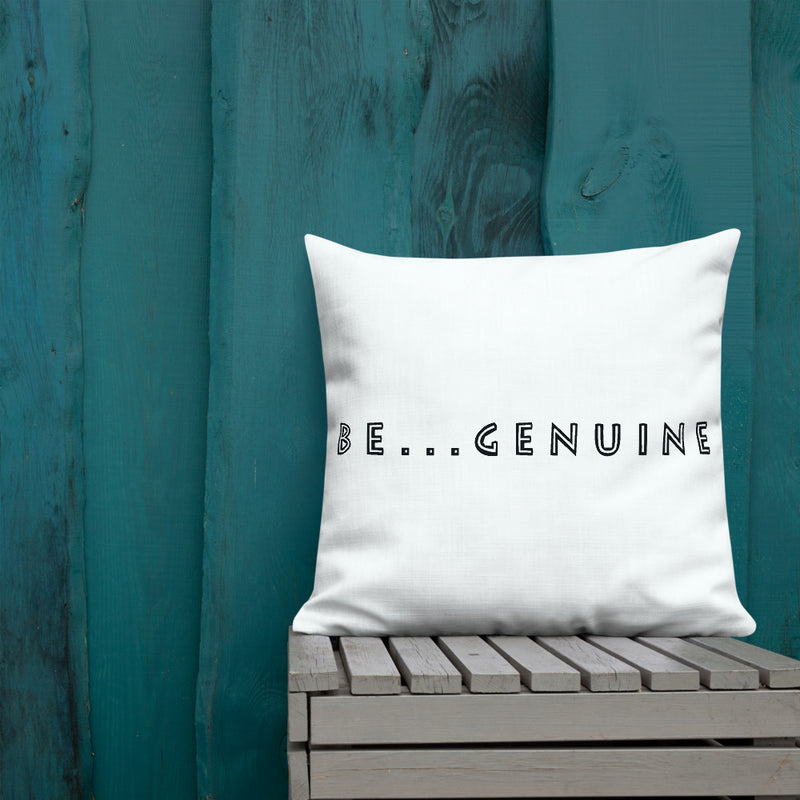 Be...Genuine Premium Pillow - The Be Line Products