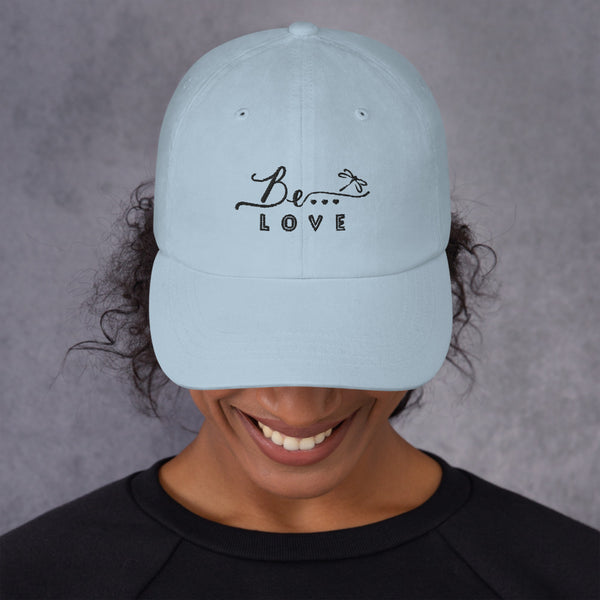 Be...Love Baseball Cap - The Be Line Products