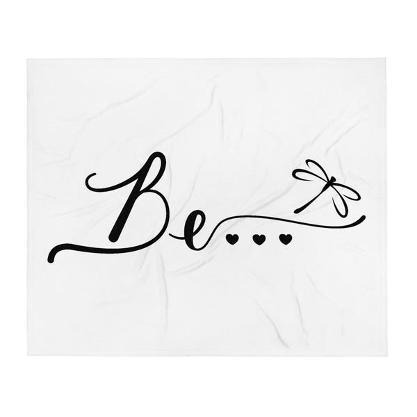 Be... Throw Blanket - The Be Line Products