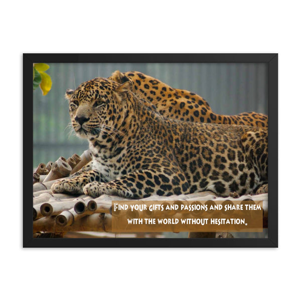 Cheetahs Africa Print - The Be Line Products