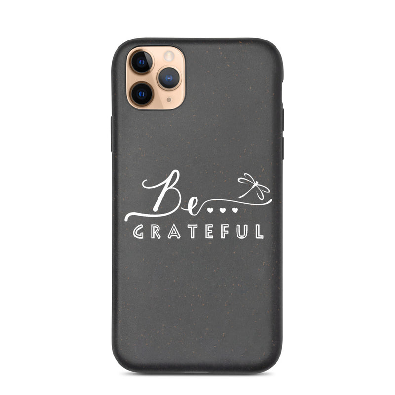 Be...Grateful Cell Phone Cover - The Be Line Products