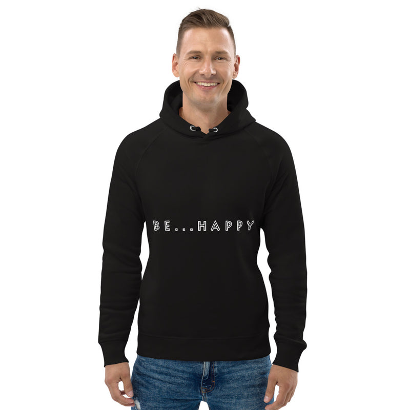 Be...Happy Pullover Hoodie - The Be Line Products