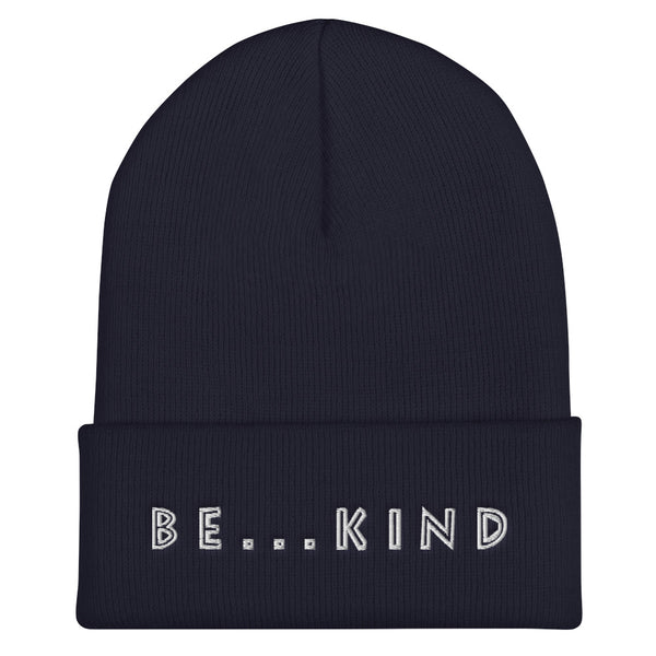 Be...Kind Cuffed Beanie - The Be Line Products