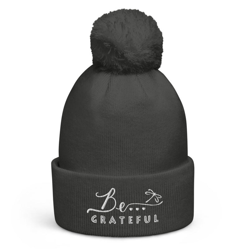 Be...Grateful Knit Beanie - The Be Line Products