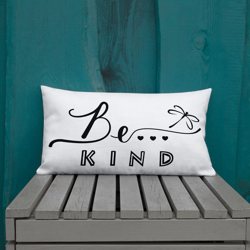 Be...Kind Premium Pillow - The Be Line Products
