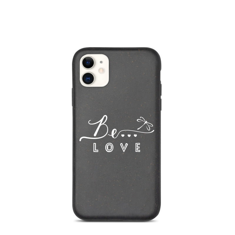 Be...Love Cell Phone Cover - The Be Line Products
