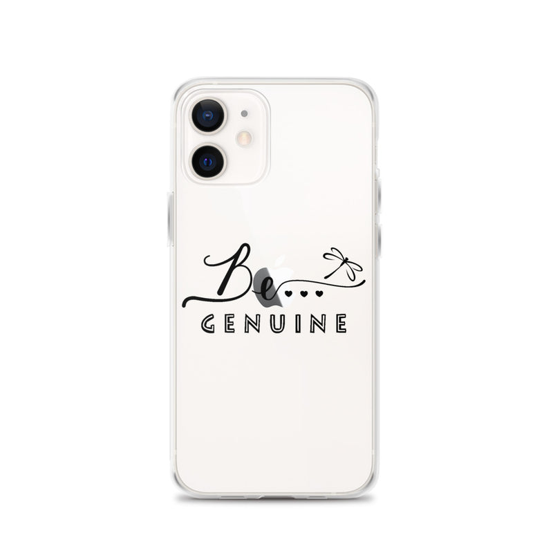 Be...Genuine iPhone Case - The Be Line Products