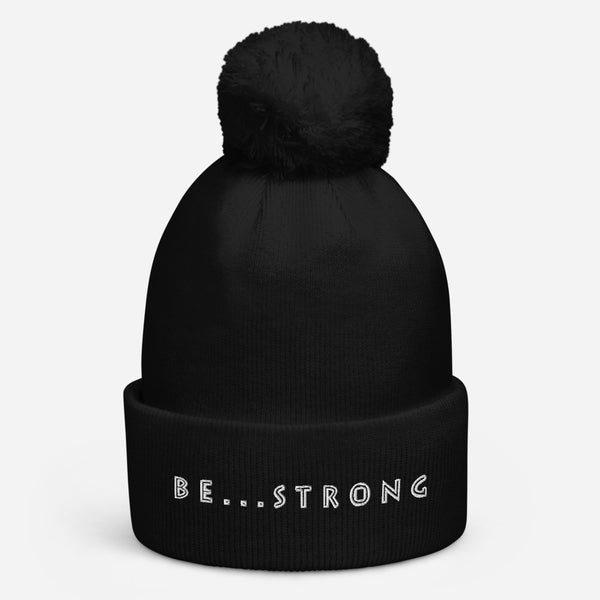 Be...Strong Knit Beanie - The Be Line Products