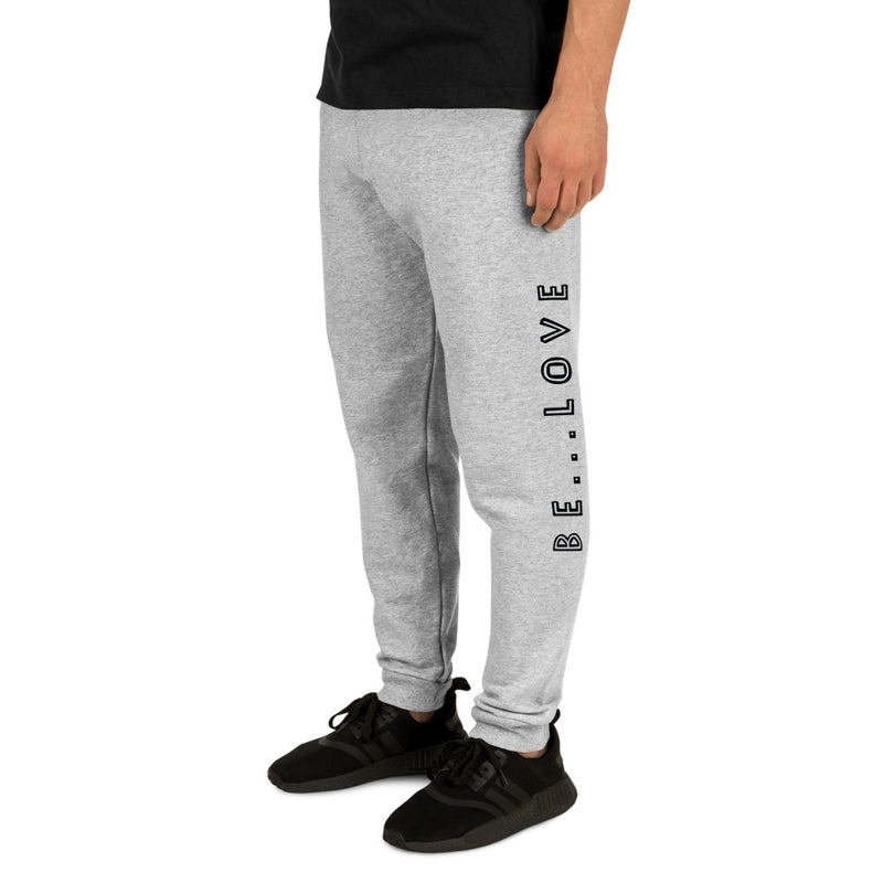 Be...Love Men's Sweatpants - The Be Line Products