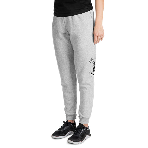 Believe Women's Sweatpants - The Be Line Products