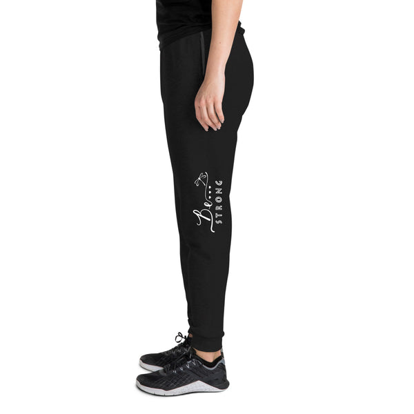 Be...Strong Women's Sweatpants - The Be Line Products