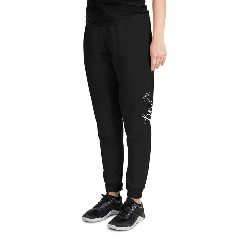 Be...Grateful Women's Sweatpants - The Be Line Products
