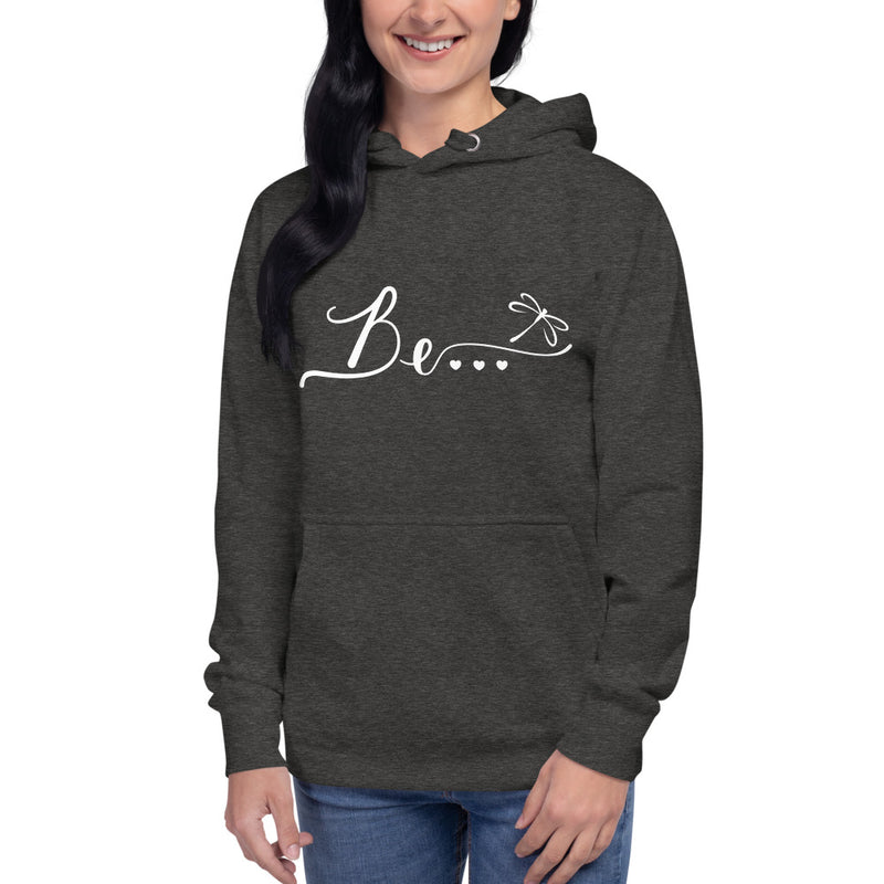Be... Women's Premium Hoodie - The Be Line Products