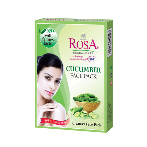 Cucumber Face Pack Combo