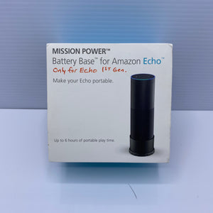 Mission Power Battery Base
