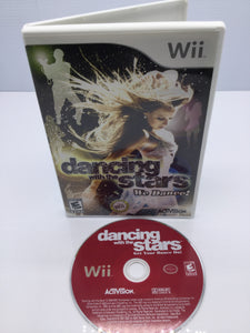 Nintendo Wii Dancing With The Stars