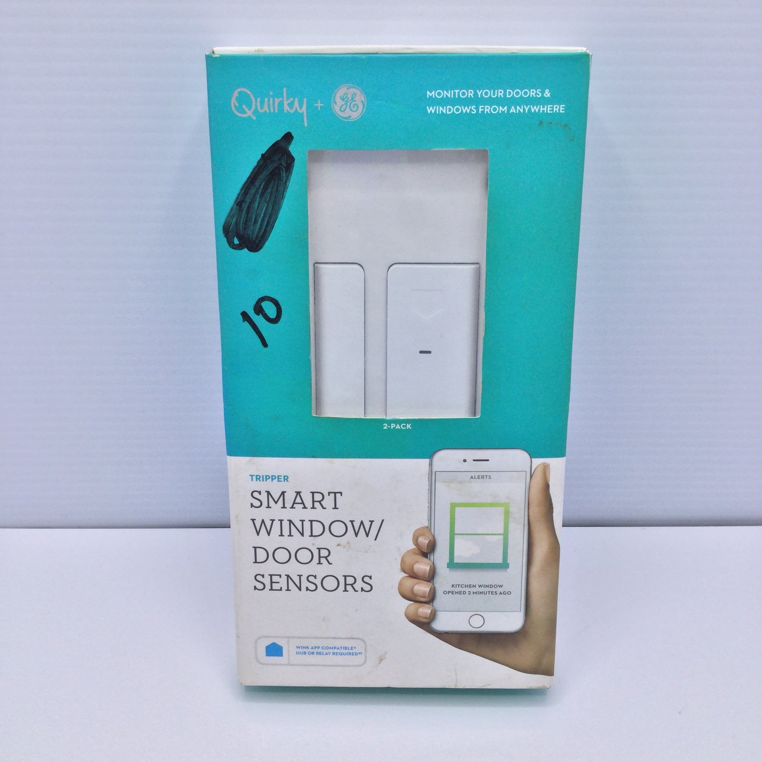 Tripper Smart Window/Door Sensors