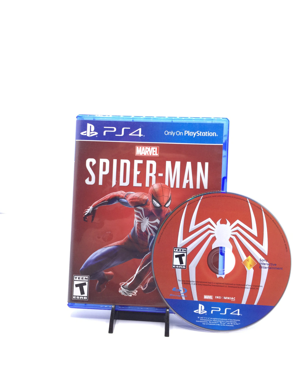 Marvels Spider-Man (PS4)