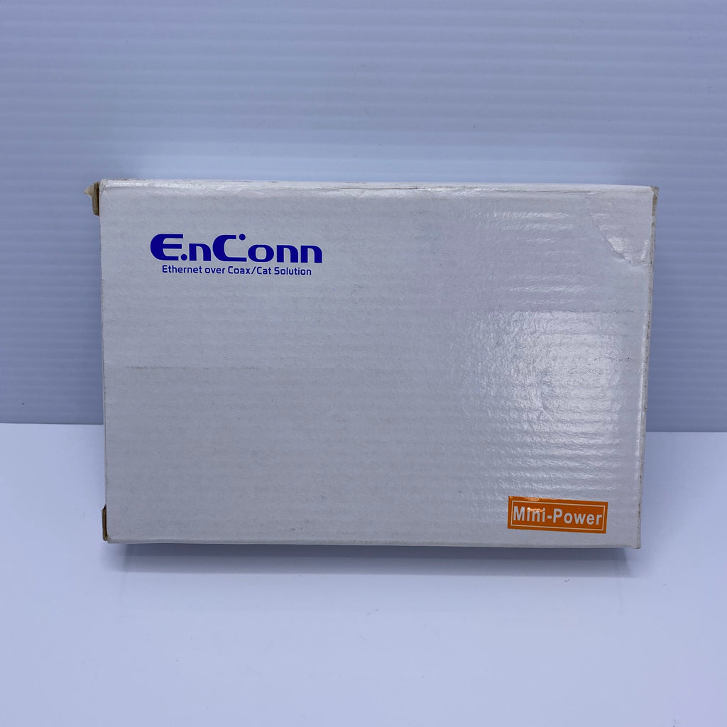 EnConn Ethernet over Coax