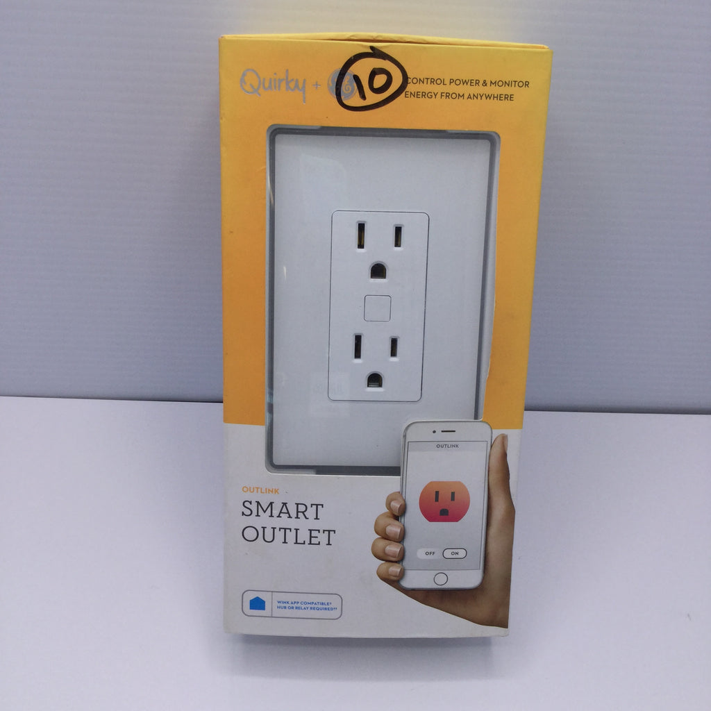 GE Smart Outlet