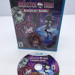 Nintendo WiiU - Monster High New Ghoul in School