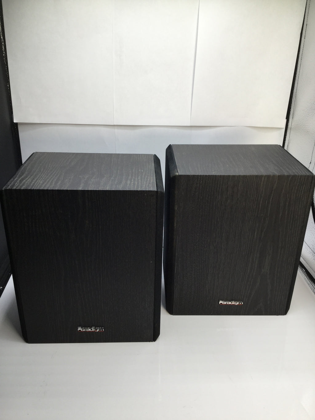 Paradigm Speaker Set-front Small
