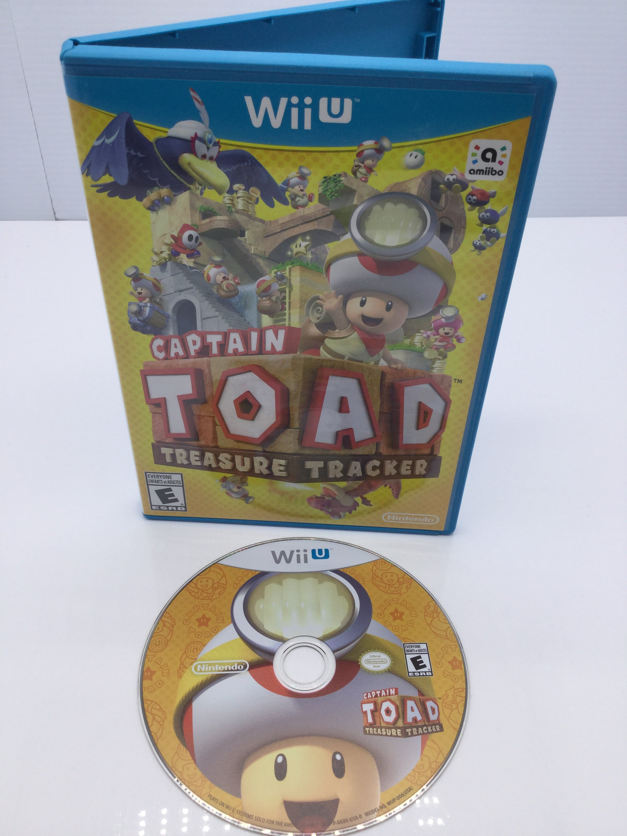 Nintendo WiiU - Captain Toad Treasure Tracker