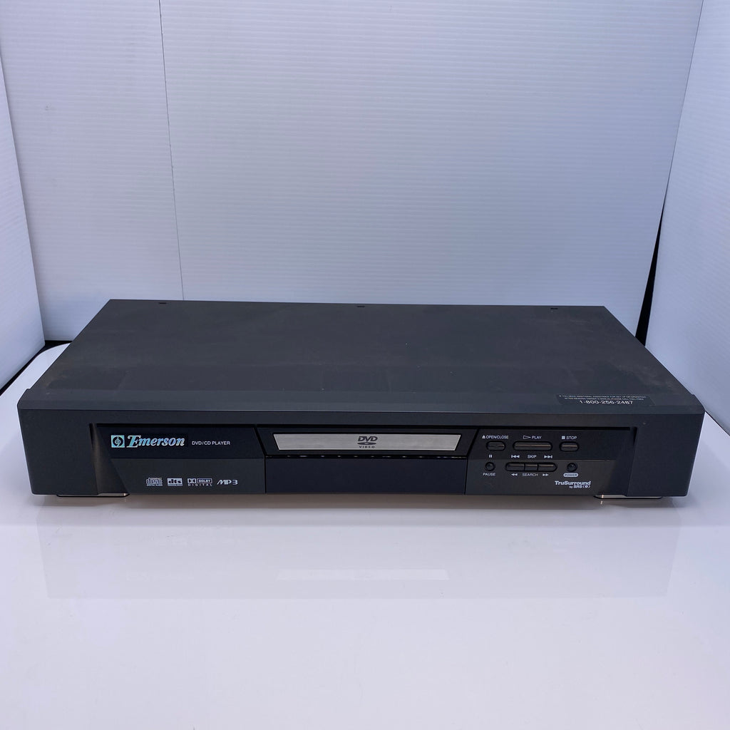 Emerson Vcr Player