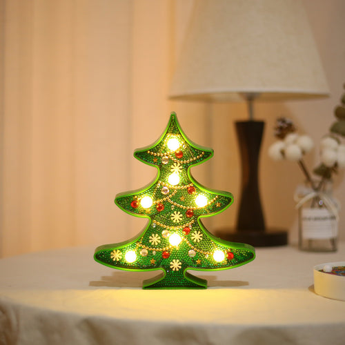 Kerst LED Lampen | Diamond Painting