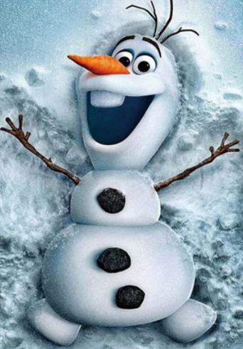 Olaf | Diamond Painting