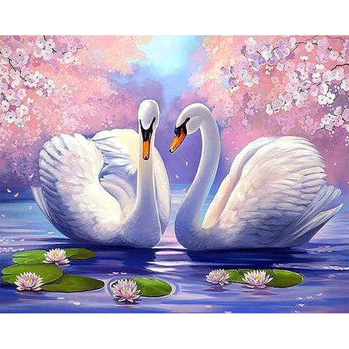 Zwaan | Diamond Painting