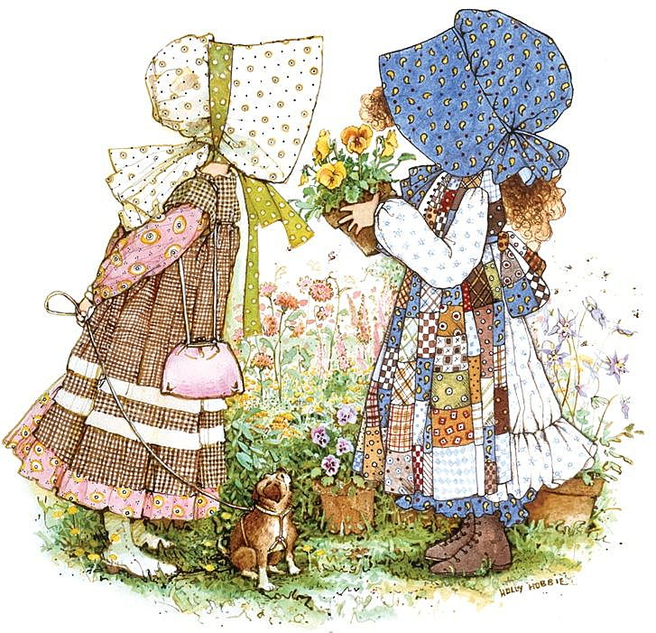 Holly Hobbie | Diamond Painting