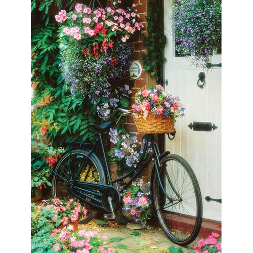 Fiets | Diamond Painting