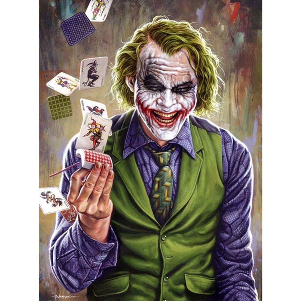 The Joker | Diamond Painting
