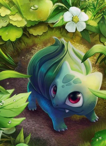 Bulbasaur | Diamond Painting