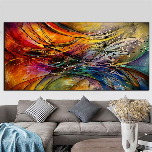 Abstract XL | Diamond Painting