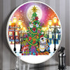 Kerstboom LED Lamp | Rond