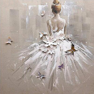 Ballerina | Diamond Painting